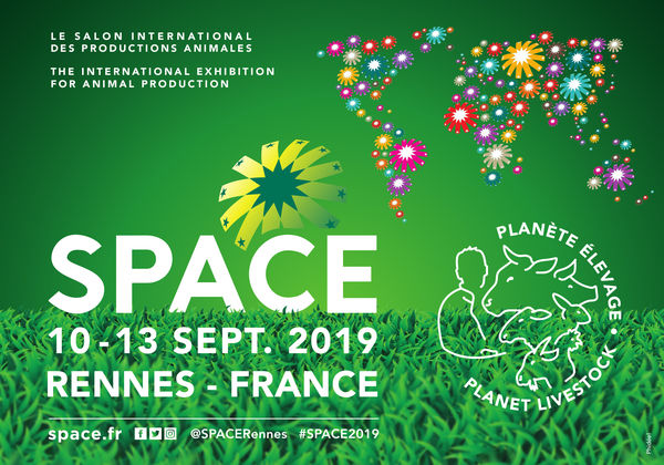 Illustration de l'actualité : Space 2019 : une occasion de plus de se rencontrer !